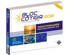 BLOC COTIER Méditerranée 2021