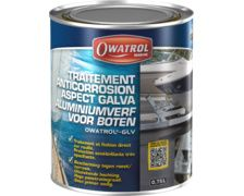 OWATROL Traitement Anticorrosion Aspect Galva 0,75L