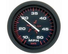 VEETHREE Amega Ø86mm speedomètre 0-50 mph