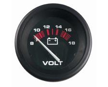 VEETHREE Amega Ø52mm voltmètre 8 - 18V