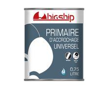 BIGSHIP Primaire monocomposant Phase aqueuse 0,75L