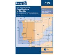 IMRAY Carte C19 La Corogne - Gibraltar
