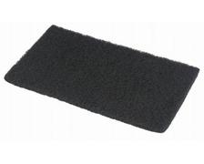 Tampons récurants en fibre gros grain les 10