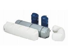 PLASTIMO DEFENSE/BUMPER STD 3/4 180X400BLC