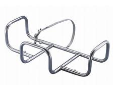 TREM Support inox 316 réglable pour radeau de survie sans ca