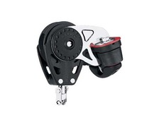 HARKEN Poulie winch simple manille Ø réa 57mm Ø cord 8/10mm
