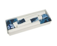 Boite 6 pieces - serviettes ronds sets