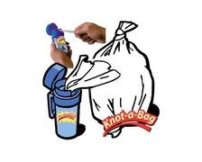 Distributeur sac poubelle knot-a-bag