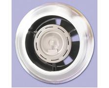 Plafonnier/extracteur ventlight 12v blanc