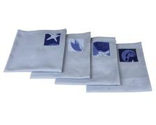 Serviettes ocean coton (les 4)