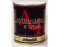 NAUTIX Antifouling A4 T.Speed 0.75L blanc