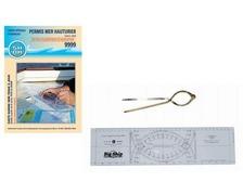 BIGSHIP Kit de navigation permis mer
