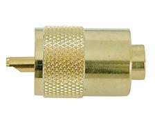 Connecteur VHF male PL259 pour cable 5mm