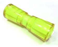 TREM Rouleau latéral jaune long. 200mm alésage Ø16mm