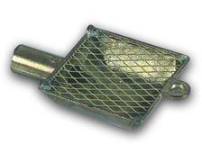 BIGSHIP Crépine laiton 97x55x22mm