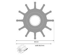 JABSCO Turbine Øext 95mm ep 88.9mm 17936-0001B