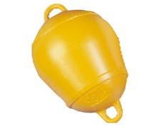 NUOVA RADE Bouée de mouillage jaune Ø25cm