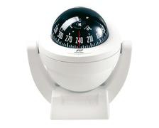 PLASTIMO Compas Offshore 75 étrier blanc rose noire