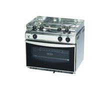ENO Grand Large four inox - 2 feux et grill
