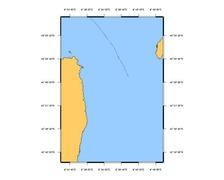 SHOM 6822 à plat Côte Est de Corse - Abords Nord de Bastia