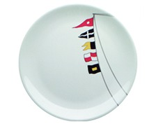 MARINE BUSINESS Regata assiettes plates (x6)