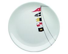 MARINE BUSINESS Regata assiettes plates (x6)