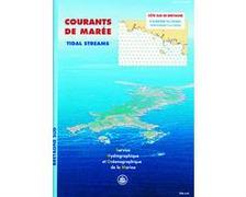 SHOM Courant de marée 562 - Golfe Normand - Breton, Cherbour