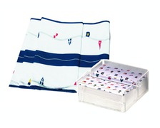MARINE BUSINESS Chemins table REGATA les 2 + 25 serviettes e