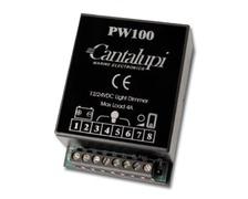 Variateur/régulateur d'éclairage PW100 10-30V DC 50/100W