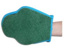 Tissus fibre vert pour récurage les 2