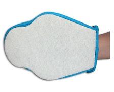 Tissus fibre blanc pour polissage les 2