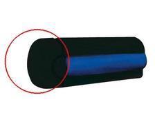 VETUS Embouts pour liston de protection, type 4031 noir (les
