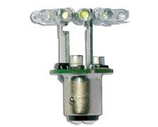 MANTAGUA Ampoule LED BA15D blanc neutre dif. 360°