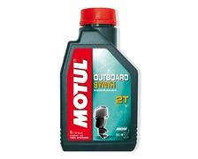 MOTUL Huile outboard 100% synthèse 2t - 5L