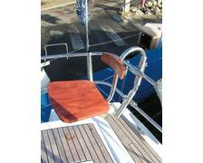 Siège de balcon standard en bois exotique adaptable/fast i