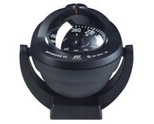 PLASTIMO Compas Offshore 95 noir rose plate noire sur étrier