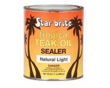 STAR BRITE Tropical Teak oil Natural light 946mL