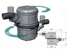 VETUS Waterlock NLP50 orientable