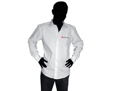 BIGSHIP Chemise homme manches longues blanche