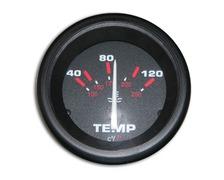 VEETHREE Amega Ø52mm température d'eau 40 - 120°C type VDO