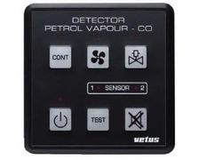 VETUS Détecteur de gaz essence et CO2 PD1000