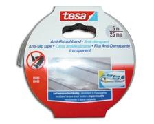 TESA Bande adhésive anti-dérapante transparente