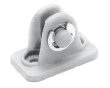 TREM Support nylon de fixation latérale pour vérin