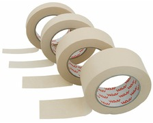 Bande cache adhesif lisse papier et plastique