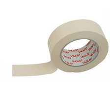 Papier cache adhesif lisse 25mm