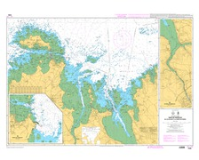 SHOM L7095 Baie de Morlaix - de l'île de Batz à la Pointe de