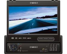 Ecran 7'' TFT LCD avec module DVD intégré touch screen avec