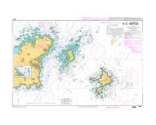 SHOM 6904 à plat Guernesey Est, Herm et Sark