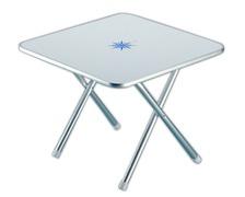 TREM Table de pont carrée 60x60x50cm