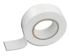 SCAPA Adhésif isolant 19mm blanc